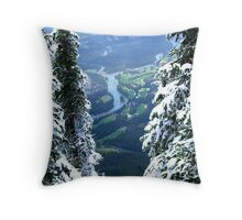 Banff Throw Pillow