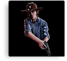 Carl Grimes - The Walking Dead Canvas Print