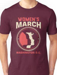 Women's March WASHINGTON DC Unisex T-Shirt