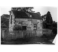 James Austin's Cottage Poster