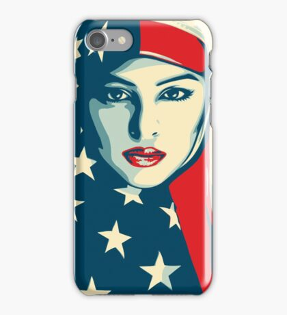 We the people are greater than fear iPhone Case/Skin