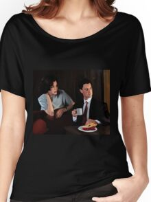 Twin Peaks: Cherry Pie With Me Women's Relaxed Fit T-Shirt