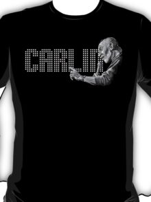 George Carlin - comedy legend T-Shirt