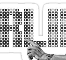 George Carlin - comedy legend Sticker