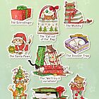 How to wrap your cat for Christmas by AliciaMB
