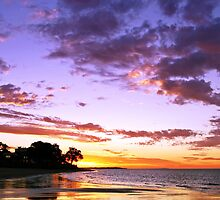 Hervey Bay by Darren Stones