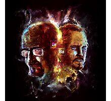 Chemisty2 - Walter White and Jesse Pinkman Photographic Print