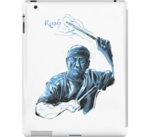 Neil Peart from Rush iPad Case/Skin
