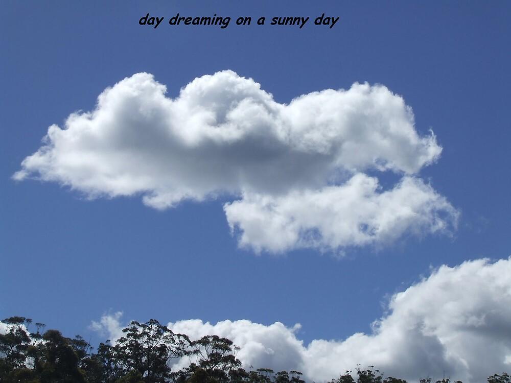 daydreaming ona sunny day by atacj05