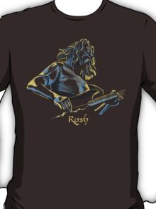 Geddy Lee From Rush T-Shirt