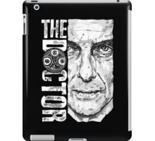 New Beginnings Number 12 - Doctor Who - Peter Capaldi iPad Case/Skin