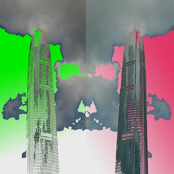 Monster towers by clickwizzclick