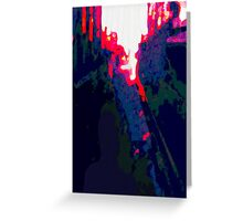 Walking Higher In The Light (Card) Greeting Card