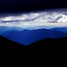 Cloud Break - Mt Hotham - Victoria by James Pierce