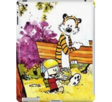 Calvin 'n' Hobbes iPad Case/Skin
