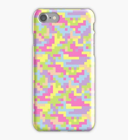 Pixel Barf iPhone Case/Skin