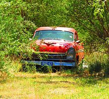 Abandonded 1963 Chrysler by FXDS