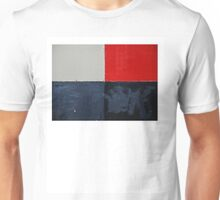red black white v1.0 Unisex T-Shirt