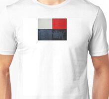red black white v2.0 Unisex T-Shirt
