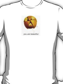 you are beautiful v2.0 T-Shirt