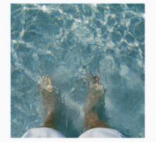 wet feet by Devan Foster