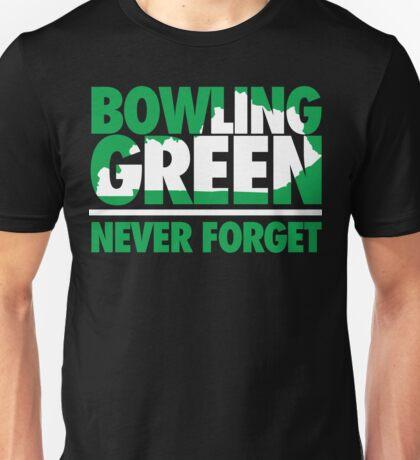Bowling Green Massacre (Green/White) Unisex T-Shirt