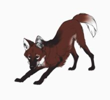 Maned Wolf Kids Clothes