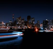 Earth Hour by Christopher Chan