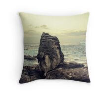 persistence fragment Throw Pillow