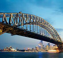 Sydney Icon by Sacha Fernandez