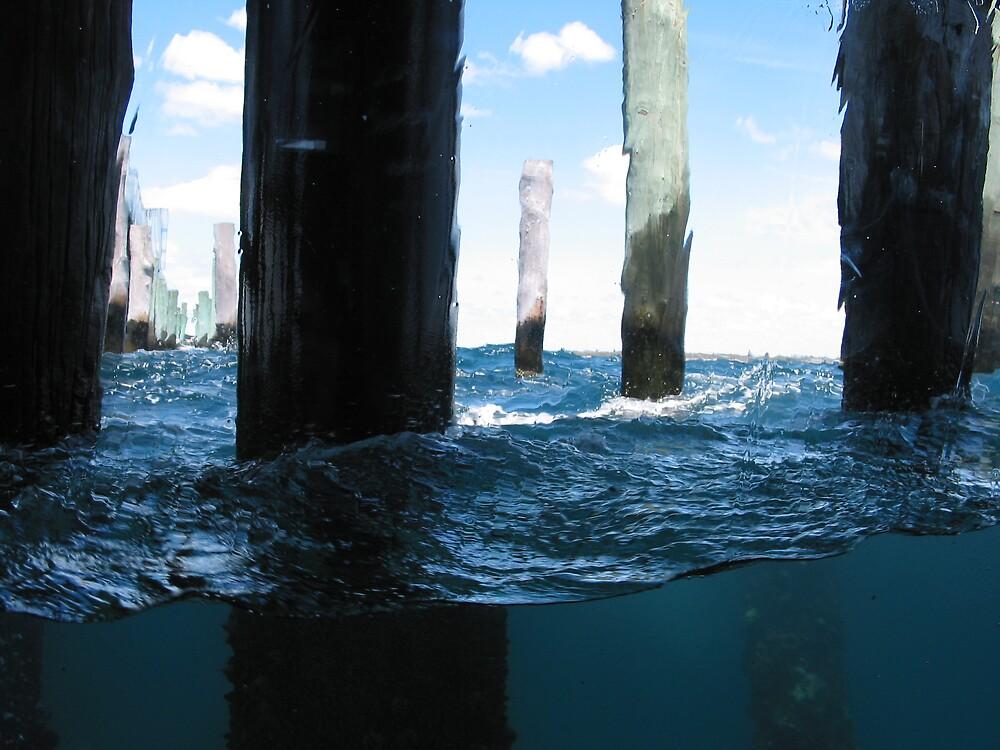 Beneath the Waves by John Clarke
