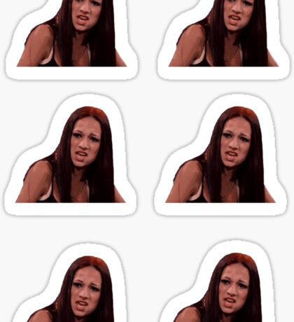 Cash Me Outside How Bow Dah Sticker Pack Sticker
