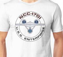 USS Enterprise Logo - Star Trek - NCC-1701 (Alternate Universe) Unisex T-Shirt