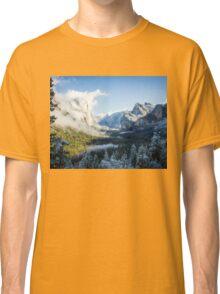 Yosemite in Shadow & Light Classic T-Shirt