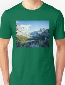 Yosemite in Shadow & Light T-Shirt