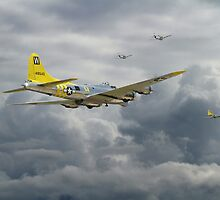 B17 - Rocky Road Home by Pat Speirs
