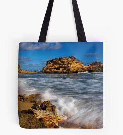 Portsea Back Beach Tote Bag