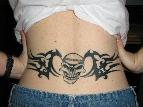 Back Tattoo by VodkaGurlie
