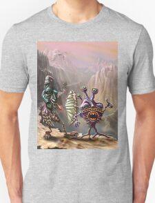 T-Shirt: Crossing the Atlip T-Shirt