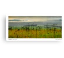 Yarra Valley Canvas Print