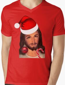 Jesus' Birthday Mens V-Neck T-Shirt