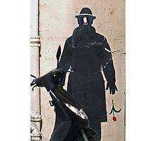 Streets of Paris, 2006 Photographic Print