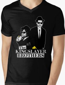 'The Kingslayer Brothers' Mens V-Neck T-Shirt