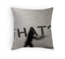 Cowboys & Indians Throw Pillow