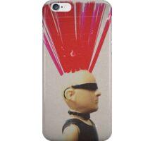 Punked iPhone Case/Skin