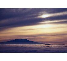 Taranaki Sunrise Photographic Print