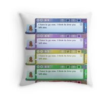 The Sims 3  Throw Pillow