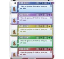 The Sims 3  iPad Case/Skin