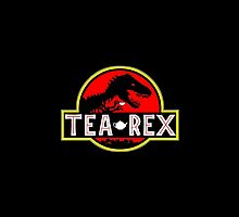 tea rex logo by Dolphine