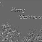 Christmas Card (MC#)5  by C J Lewis